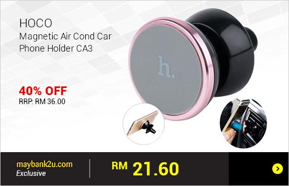 HOCO Magnetic Air Cond Car Phone Holder CA3