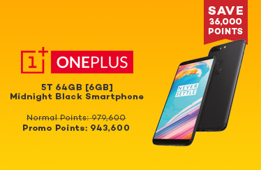 OnePlus 5T 64GB [6GB] Midnight Black Smartphone