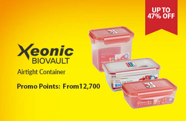XEONIC BIOVAULT Airtight Container
