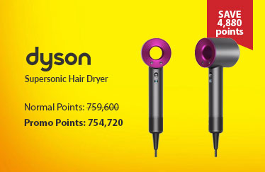 Dyson Supersonic Hair Dryer - HD01