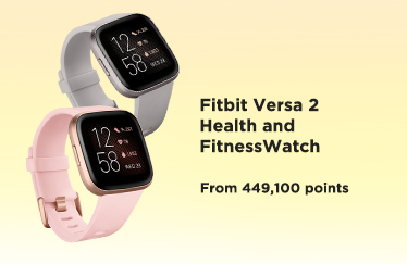 Fitbit Versa 2 Health and Fitness Watch