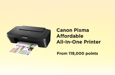 Canon Pixma Affordable All-In-One Printer