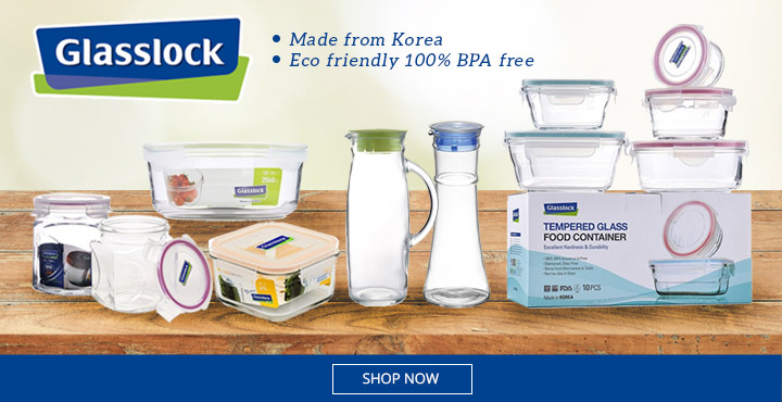 Glasslock Food Container