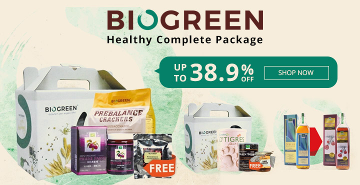 Up to 38.9% off Biogreen