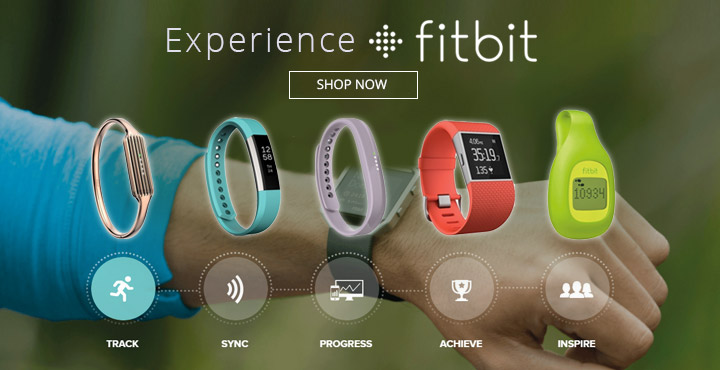 Experience Fitbit