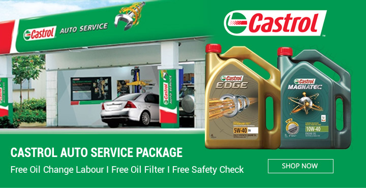 Castrol Auto Service Package